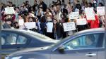 USA: Congresistas apoyan a estudiantes para pedir más control de armas - Noticias de tiroteo