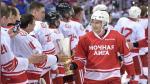 Putin volvió a la pista de hockey sobre hielo y metió 5 goles - Noticias de juegos olímpicos de invierno