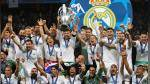 Real Madrid ganó 3-1 a Liverpool y es tricampeón de la Champions League - Noticias de supercopa de alemania