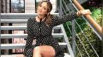Andrea Legarreta posa en minifalda y seduce a seguidores en Instagram - Noticias de andrea lllosa