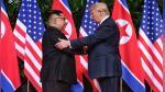 Así fue el esperado encuentro entre Donald Trump y Kim Jong-un - Noticias de fórmula e