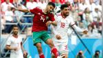 Irán gana 1-0 a Marruecos por autogol en el minuto 94 - Noticias de perú vs bolivia