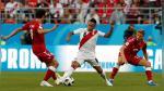 Perú perdió 1-0 ante Dinamarca en su esperado debut en Rusia 2018 - Noticias de ces 2017