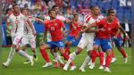 Serbia ganó 1-0 a Costa Rica en su debut en el Mundial Rusia 2018 - Noticias de china vs colombia