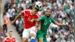 Rusia gana 3-1 a Egipto y avanza a paso firme a octavos de final del Mundial Rusia 2018 - Noticias de selección de portugal