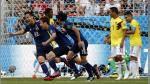 Colombia cae ante Japón en el Mundial Rusia 2018 - Noticias de juan seille onaga placencia
