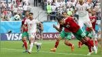 Portugal vence 1-0 Marruecos con gol de Cristiano Ronaldo por Rusia 2018 - Noticias de william wyler