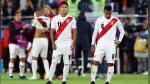 Perú pierde 1-0 ante Francia y le dice adiós al Mundial Rusia 2018 - Noticias de paraguay vs uruguay