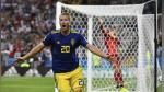 Alemania 0-1 Suecia EN VIVO y EN DIRECTO por el Mundial Rusia 2018 - Noticias de japón