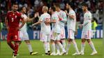 España y Marruecos empataron 2-2 por el Mundial Rusia 2018 - Noticias de dani carvajal