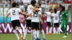 Arabia Saudita se despidió con honores de Rusia 2018 al vencer a Egipto - Noticias de perú vs dinamarca