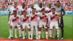Perú vs Australia EN VIVO: dónde, cómo y a qué hora ver partido por Mundial Rusia 2018 - Noticias de alberto giraldez