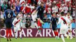 Francia y Dinamarca empataron 0-0 y pasaron a octavos en Rusia 2018 - Noticias de paraguay vs uruguay