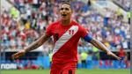 Perú derrotó 2-0 a Australia y se despidió con honores de Rusia 2018 - Noticias de perú vs croacia