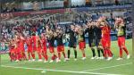 Bélgica vence 1-0 a Inglaterra y se alistan para octavos de final del Mundial Rusia 2018 - Noticias de selección de panamá