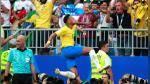 Brasil venció 2-0 a México y pasó a cuartos de final de Rusia 2018 - Noticias de costa rica vs serbia