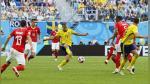 Suecia vence 1-0 a Suiza y accede a cuartos de final de Rusia 2018 - Noticias de costa rica vs serbia
