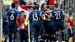 Francia campeón del Mundial Rusia 2018 tras ganarle 4-2 a Croacia - Noticias de rusia vs españa