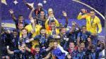 Francia campeón del Mundial Rusia 2018 tras ganarle 4-2 a Croacia - Noticias de brasil vs inglaterra