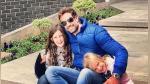 """Instagram: Geraldine Bazán anuncia que su matrimonio con Gabriel Soto """"ha concluido legalmente"""" - Noticias de gabriel soto"""