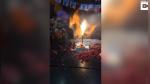 Hombre celebró el cumpleaños 'más caliente' de toda su vida - Noticias de buenas noticias