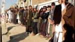 Afganistán: Cerca de una decena de muertos y más de un centenar de heridos dejan ataques durante elecciones - Noticias de afganistán