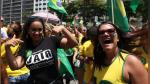 Brasil: Manifestantes toman las calles contra Haddad y a favor de Bolsonaro | FOTOS - Noticias de punaladas