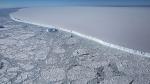 El extraño sonido grabado por científicos en una barrera de hielo de la Antártida - Noticias de antártida