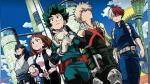 My Hero Academia: Legendary Pictures confirma película live-action del manga - Noticias de my hero academia