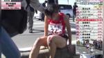Facebook: Atleta japonesa sufrió fractura en plena carrera y la terminó gateando | VIDEO | FOTOS - Noticias de postas médicas
