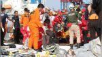 Indonesia: Cadáveres son hallados entre restos del avión de Lion Air estrellado - Noticias de boeing