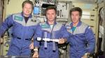 Estación Espacial Internacional: la primera tripulación que 'vivió' fuera de la Tierra - Noticias de soyuz