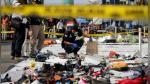 Indonesia: Avión de Lion Air impactó se estrelló contra el mar a gran velocidad - Noticias de boeing
