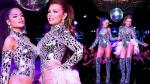 Natti Natasha y Thalía ofrecen concierto en Los Ángeles y una falla de sonido causa lo impensado - Noticias de talk show