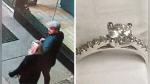 Policía busca darle un final feliz a novios que perdieron su anillo en accidentada propuesta de matrimonio - Noticias de rings