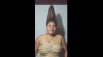 Esta mujer que se ha hecho viral gracias a su extravagante peinado por Navidad - Noticias de moda
