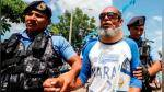Nicaragua: Jueza ordena libertad de maratonista que protesta contra Ortega - Noticias de himno