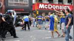 Argentina: Diputados debaten ley para agravar las penas para las barras bravas - Noticias de river plate