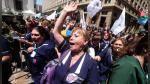 Chile: empleados públicos paran labores en protesta por despidos | FOTOS - Noticias de ever felipe p������������������rez cabanillas