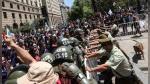 Chile: empleados públicos paran labores en protesta por despidos | FOTOS - Noticias de ever felipe p��rez cabanillas