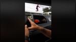 Facebook: 'Spider-Man' aparece saltando carros en Lima - Noticias de insólito