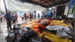 La destrucción que dejó el poderoso tsunami que golpeó Indonesia   FOTOS - Noticias de actividad volcánica