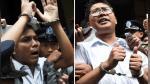 Birmania: Periodistas de Reuters apelaron contra sentencia de 7 años de cárcel - Noticias de birmania
