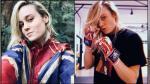 Captain Marvel: así fue el duro entrenamiento de Brie Larson para interpretar a Capitana Marvel - Noticias de samuel l. jackson