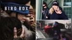 'Bird Box Challenge', el reto de YouTube que pone a la gente a caminar con los ojos vendados - Noticias de sandra bullock