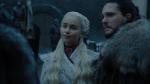 """""""Game of Thrones"""": Sansa Stark y Daenerys Targaryen se encuentran en nuevo adelanto de la última temporada - Noticias de golden globes"""