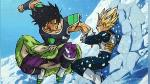 """Dragon Ball Super: Broly"": Así es la primera pelea entre Vegeta y el Super Saiyayin Legendario 