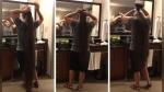Todos le preguntan cómo hace para cuidar su larga cabellera y se los demuestra con este video - Noticias de youtube