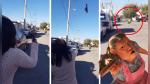 Madre lanza 'chanclazo' a distancia a su hija y revoluciona las redes sociales - Noticias de sandalias