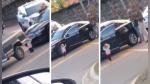 Niña vio que su papá estaba siendo arrestado e hizo algo que nadie imaginaba - Noticias de inside